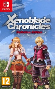 SWITCH Xenoblade Chronicles Definitive Edition