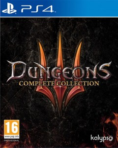 PS4 Dungeons III Complete Edition