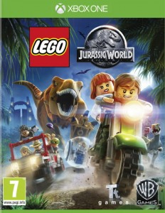 XONE Lego Jurassic World PL