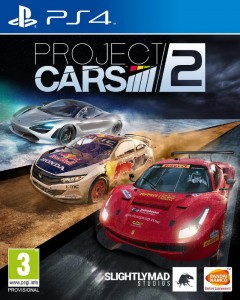PS4 Project Cars 2 PL