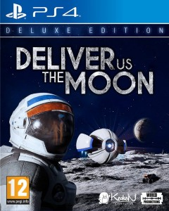 PS4 Deliver Us The Moon Edycja Deluxe PL