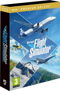PC Microsoft Flight Simulator Premium Deluxe Edition PL