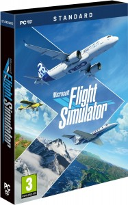 PC Microsoft Flight Simulator Standard Edition PL