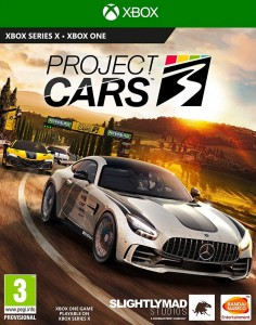 XONE Project Cars 3 PL