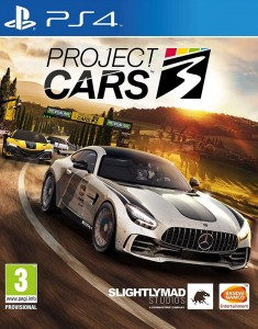PS4 Project Cars 3 PL