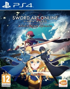 PS4 Sword Art Online Alicization Lycoris