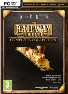 PC Railway Empire Complete Collection PL