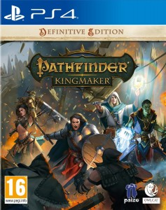 PS4 Pathfinder Kingmaker Definitive Edition