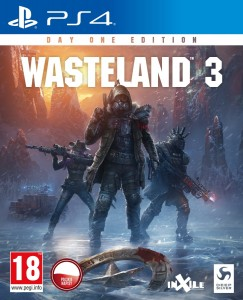 PS4 Wasteland 3 Day One Edition PL
