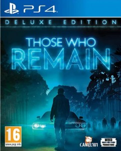 PS4 Those Who Remain De Luxe Edition