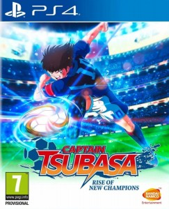 PS4 Captain Tsubasa Rise of New Champions