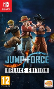 SWITCH Jump Force Deluxe Edition PL
