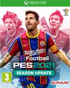 XONE eFootball PES 2021 Season Update