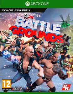 XONE WWE 2K Battlegrounds