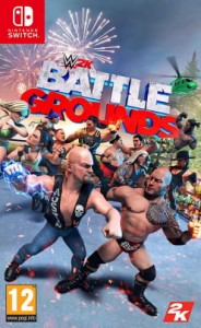 SWITCH WWE 2K Battlegrounds
