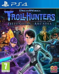 PS4 Troll Hunters Defenders Of Arcadia