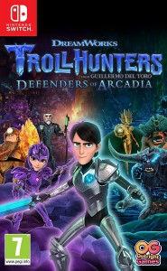 SWITCH Troll Hunters Defenders Of Arcadia