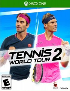 XONE Tennis World Tour 2