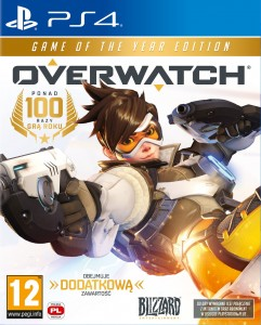 PS4 Overwatch GOTY Edition PL