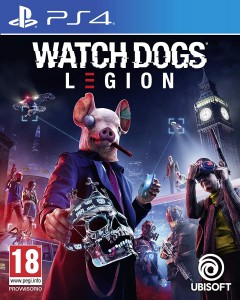 PS4 Watch Dogs Legion PL