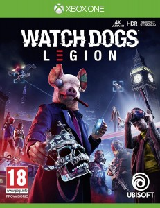 XONE/XSX Watch Dogs Legion PL