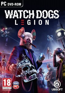 PC Watch Dogs Legion PL
