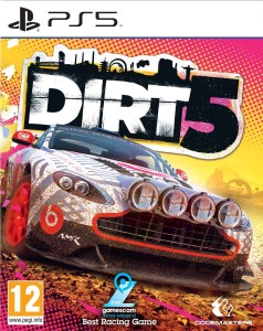 PS5 DiRT 5 PL
