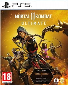 PS5 Mortal Kombat 11 Ultimate Edition PL