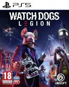 PS5 Watch Dogs Legion PL