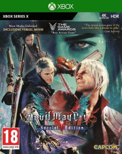 XBX Devil May Cry 5 PL