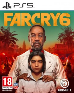 PS5 Far Cry 6 PL