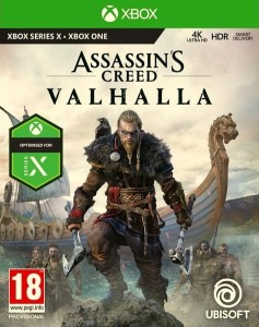 XONE/XSX Assassin's Creed Valhalla PL