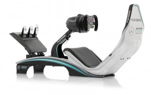 PLAYSEAT® F1 PRO MERCEDES AMG PETRONAS FORMULA ONE TEAM
