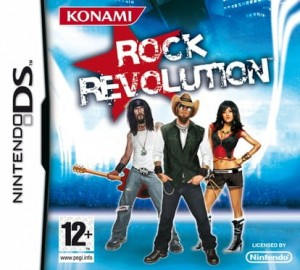 NDS Rock Revolution