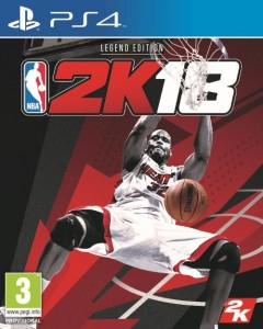 PS4 NBA 2K18 LEGEND Edition