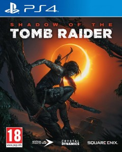 PS4 Shadow of the Tomb Raider PL