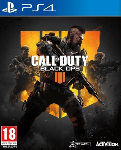 PS4 Call of Duty Black Ops 4 PL