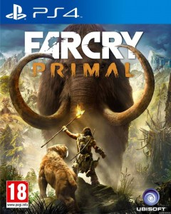 PS4 Far Cry Primal PL