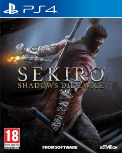 PS4 Sekiro Shadows Die Twice PL