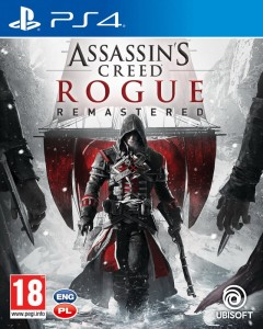 PS4 Assassin's Creed Rogue Remastered PL