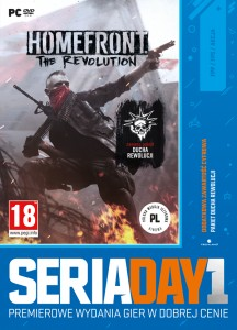 Homefront The Revolution PL + DLC