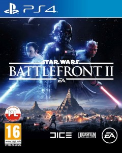 PS4 Star Wars Battlefront 2 PL