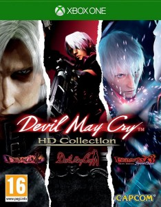 XONE Devil May Cry HD Collection