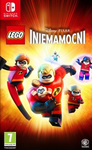 SWITCH Lego Iniemamocni