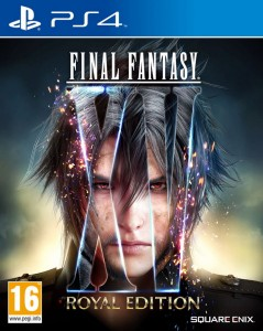 PS4 Final Fantasy XV Royal Edition