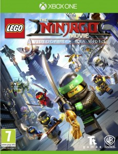 XONE Lego Ninjago Movie Gra Video PL