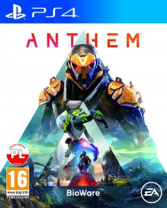 PS4 Anthem PL