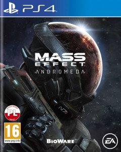 PS4 Mass Effect Andromeda PL