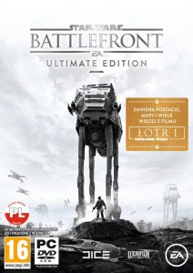 Star Wars Battlefront PL Ultimate Edition