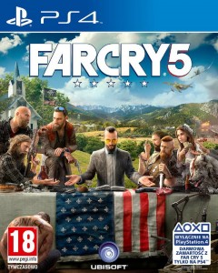 PS4 Far Cry 5 PL